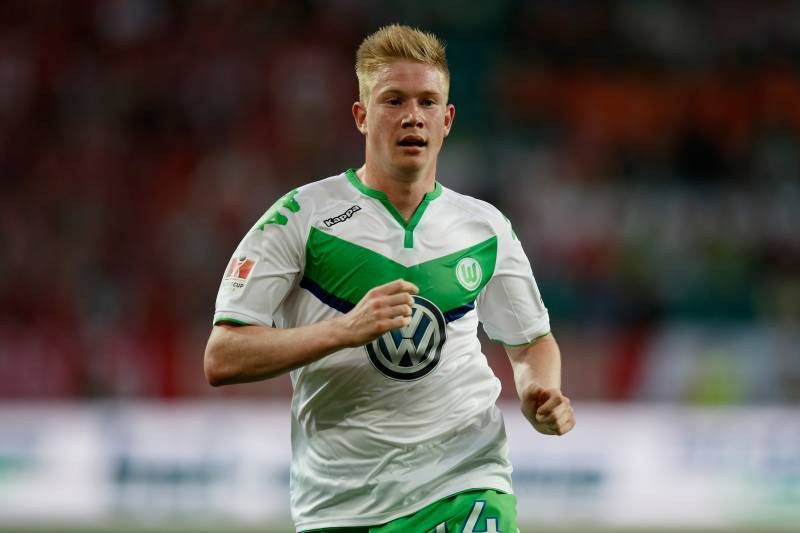 best website e492c 306a4 Manchester United Transfer News: Latest Kevin De Bruyne ...
