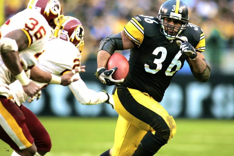 Remembering Jerome Bettis  Hall of Fame Career  4c666229f