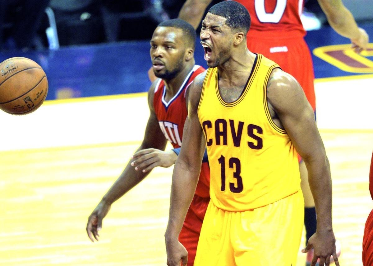 Tristan Thompson Signs 5-Year Contract with Cavaliers | Bleacher ...