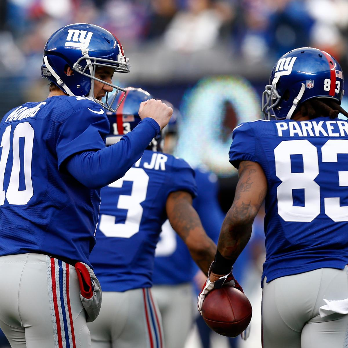 5 New York Giants Players With The Most To Gain In