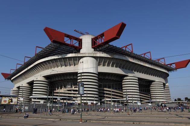 Stadion San Siro Sekarang