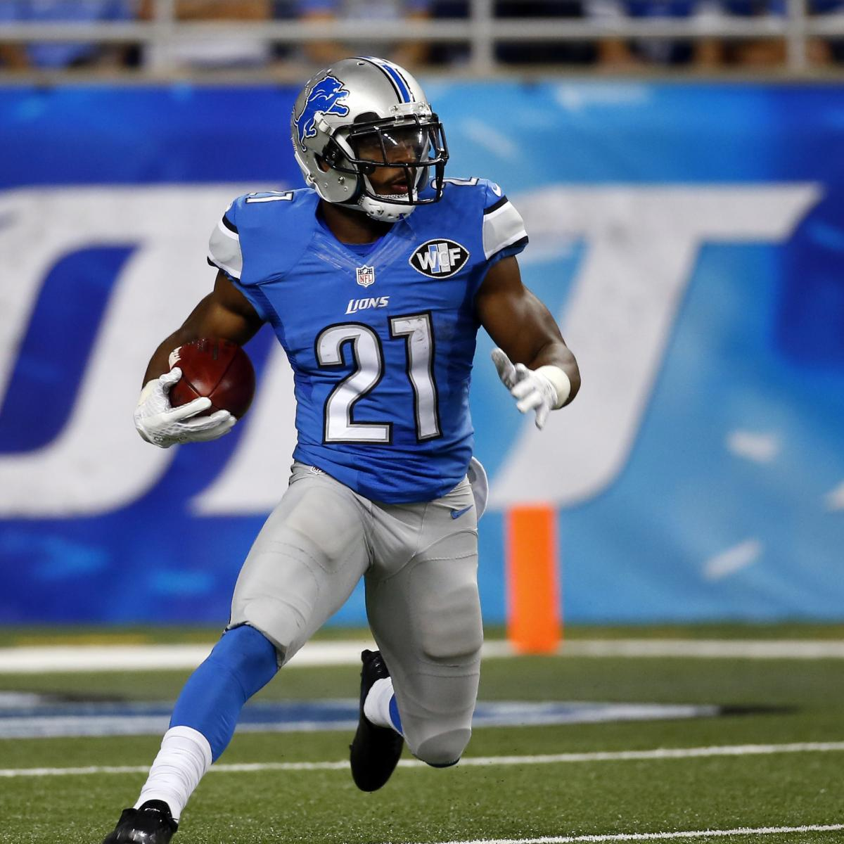 Fantasy Football 2015: Players Whose Stock Will Rise After Preseason Week 1