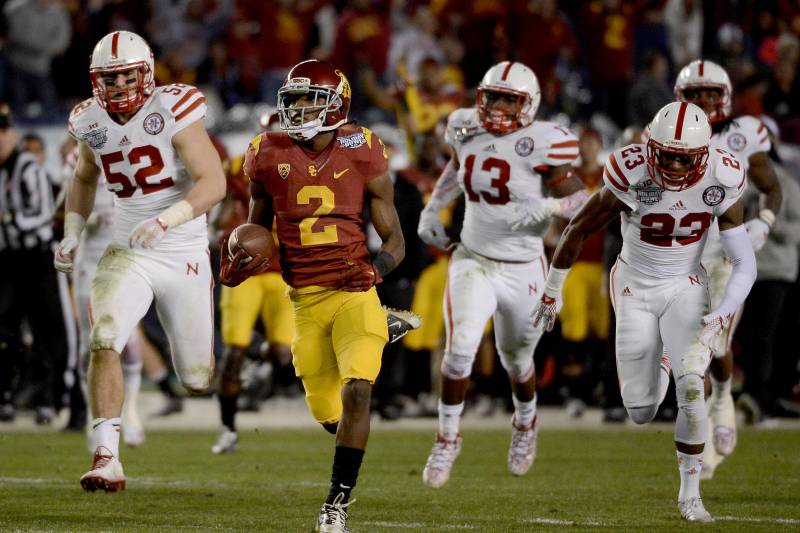 The Olympian: Meet Adoree' Jackson, College Football's Best