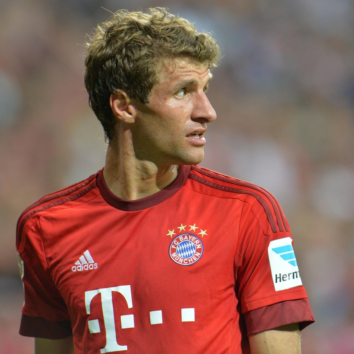Manchester United Transfer News Latest Rumours On Lucas: Manchester United Transfer News: Latest Thomas Muller