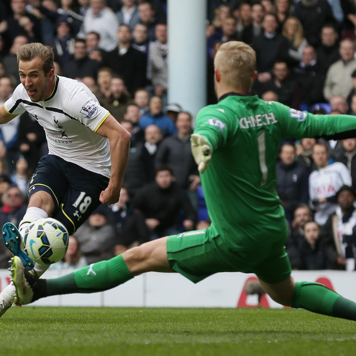 Tottenham Vs Ajax Tickets Away End: Leicester City Vs. Tottenham: Team News, Predicted Lineups