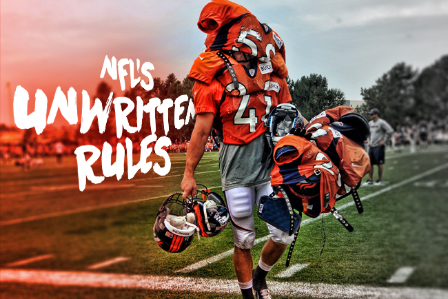 The Unwritten Rules of the NFL  39a4edbb8