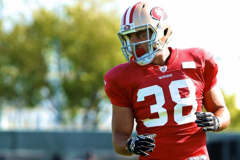 competitive price e5116 aa01f Jarryd Hayne Is Chasing His NFL Dream While Taking on an ...