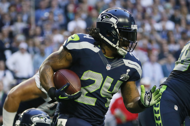 Fantasy Football 2015: First-Round Mock Draft, Projections and Top Team Names