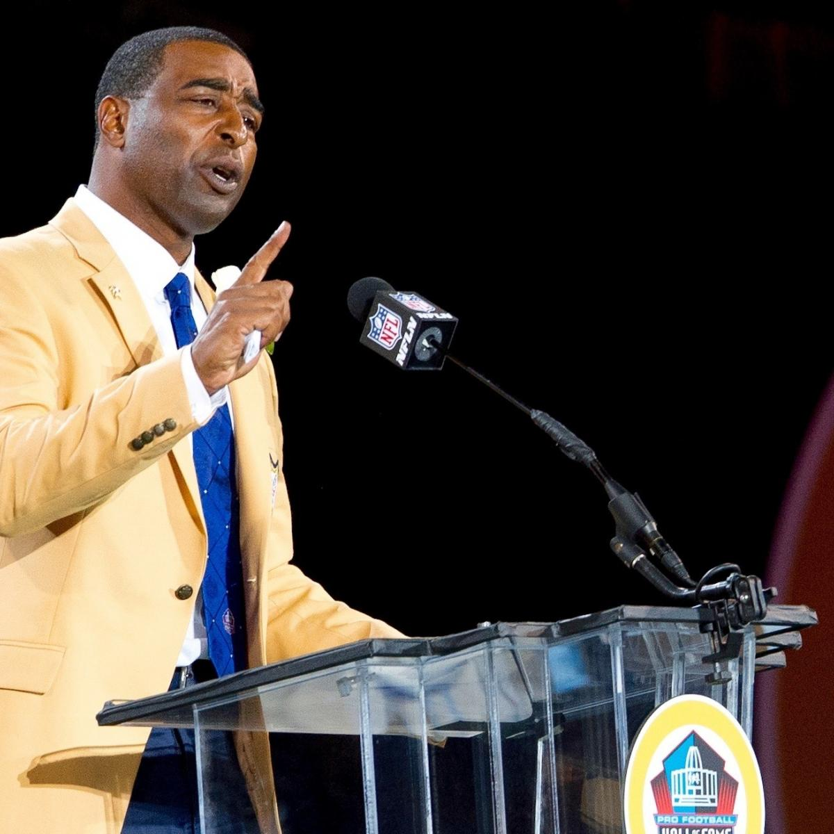 Cricket Rookie Wants To Keep It Simple: Cris Carter Told NFL Rookies To Get 'Fall Guy' For
