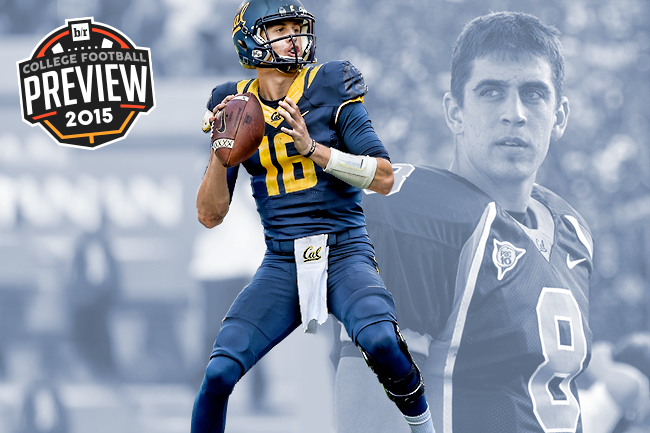 promo code fde63 1a84c Could Jared Goff Be the Second Coming of Aaron Rodgers at ...