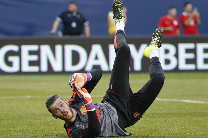 Real Madrid Transfer News: David De Gea Bid to Be Accepted by Manchester United