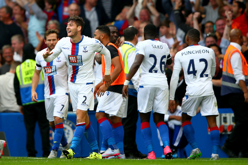 Chelsea vs. Crystal Palace: Score and Reaction from 2015 Premier League Match