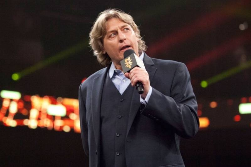 Image result for william regal nxt gm