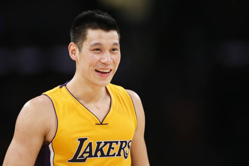 Jeremy Lin Has to Convince Charlotte Hornets Security That He Plays for Team ce1df2ccf