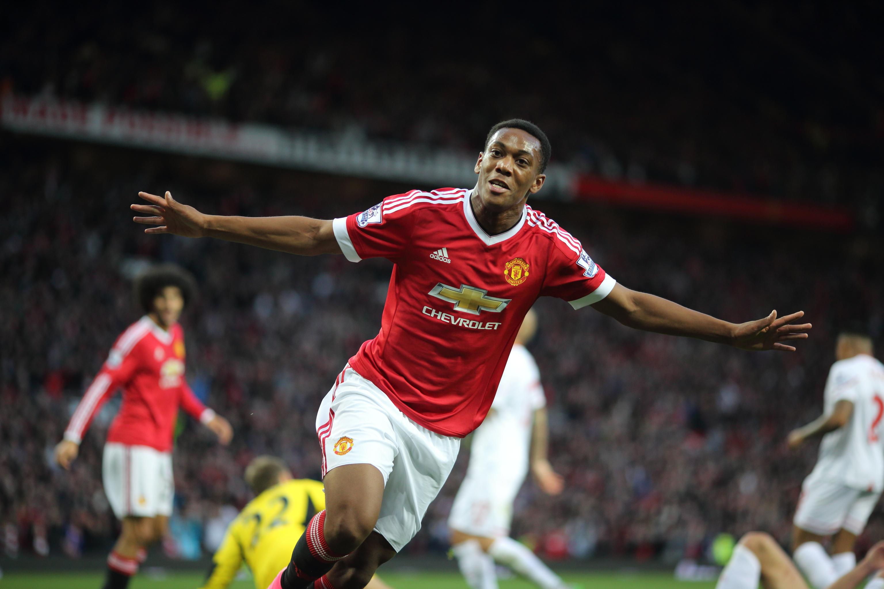 Manchester United vs. Liverpool: Anthony Martial's Stunning Debut Offers  Hope | Bleacher Report | Latest News, Videos and Highlights