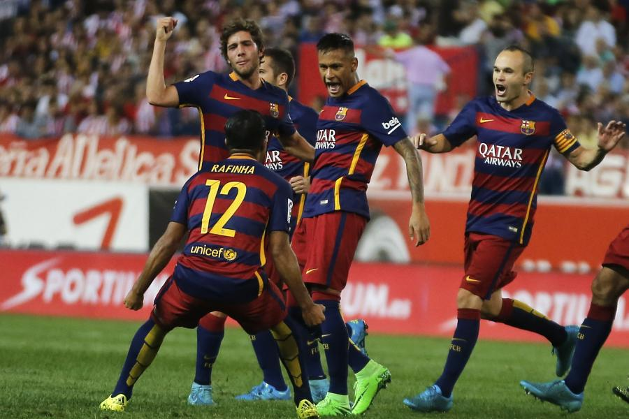 Barcelona All Set To Dominate La Liga Again With Or Without Lionel