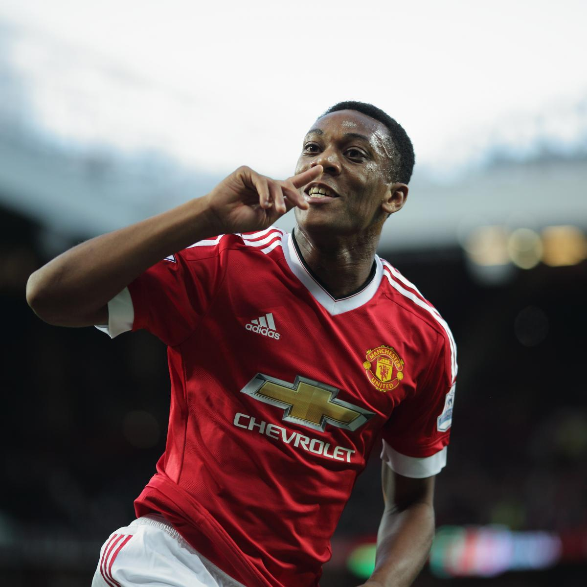 Manchester United S Anthony Martial Talks Debut Goal Vs: Manchester United Must Embrace The Qualities Of Anthony