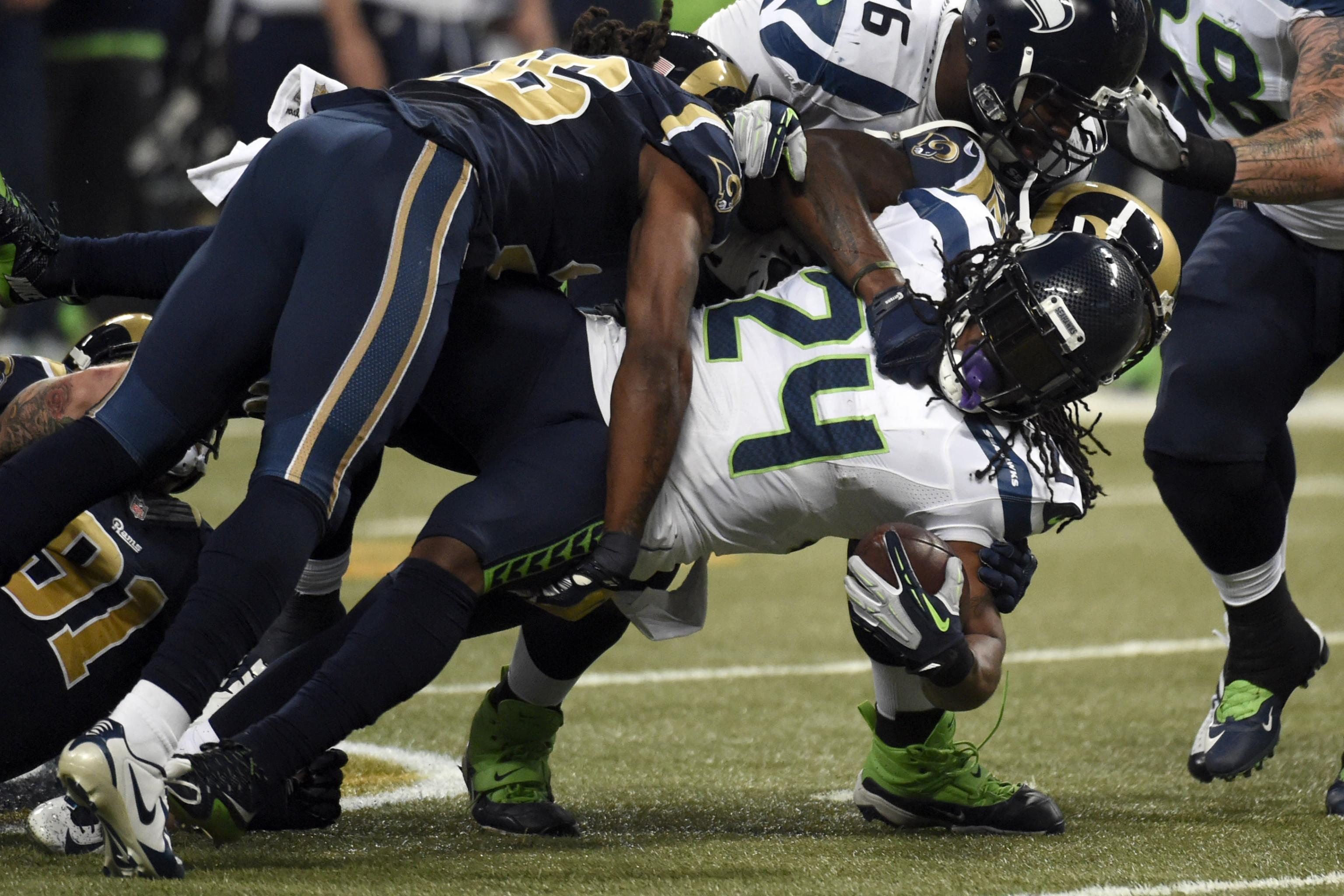 af83c0fe Monday Morning Hangover: How to Outsmart the Seahawks, by the ...