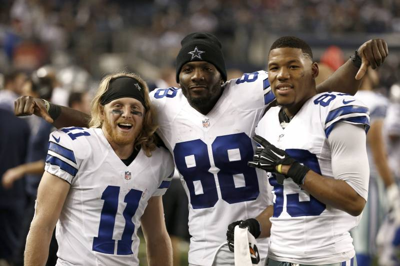 Terrance Williams Cole Beasley S 2015 Fantasy Outlook After