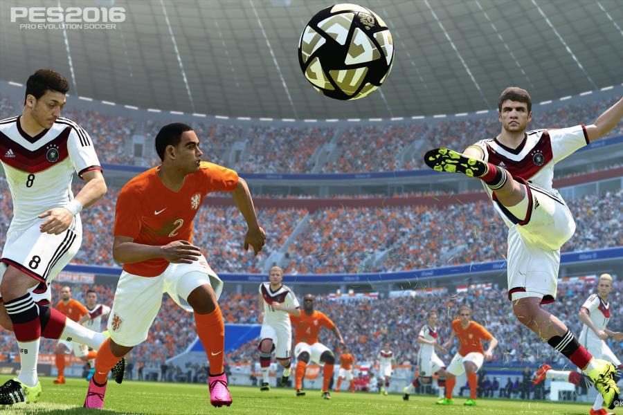 a7ba4edf71 Pro Evolution Soccer 2016  Review