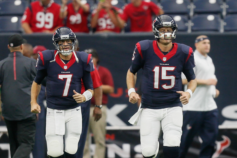 Ryan Mallett Named Texans Starting Qb Vs Panthers Over Brian Hoyer Bleacher Report Latest News Videos And Highlights