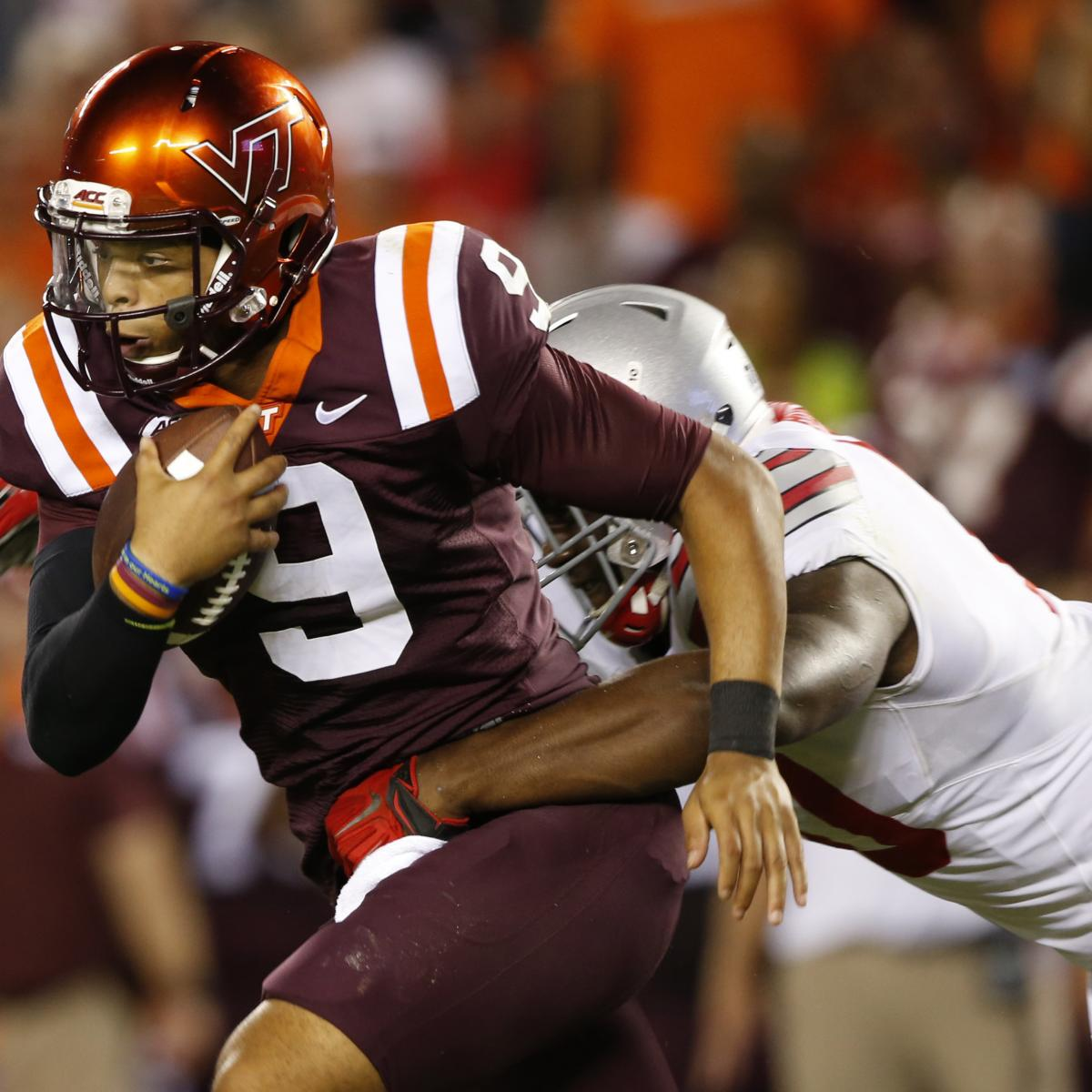Daily Fantasy College Football Week 3: DraftKings Value ...