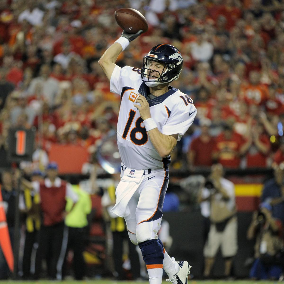 peyton manning the most effective quarterback Mcgloin said he is content with manning playing quarterback for the raiders over him honestly, my career goal was just to collect solid paychecks as a backup or third-stringer for as long as.