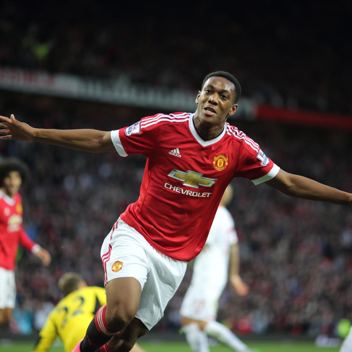 Manchester United S Anthony Martial Talks Debut Goal Vs: How Manchester United Can Get The Best Out Of Anthony