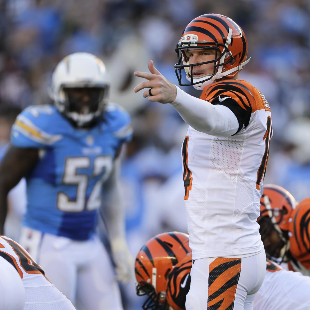 San Diego Chargers Cincinnati Bengals: Chargers Vs. Bengals: What's The Game Plan For Cincinnati