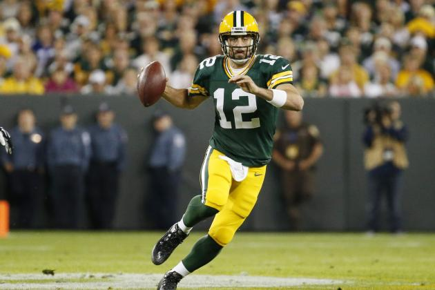 Aaron Rodgers Maybe The Best Ever Makes Packers Right Now