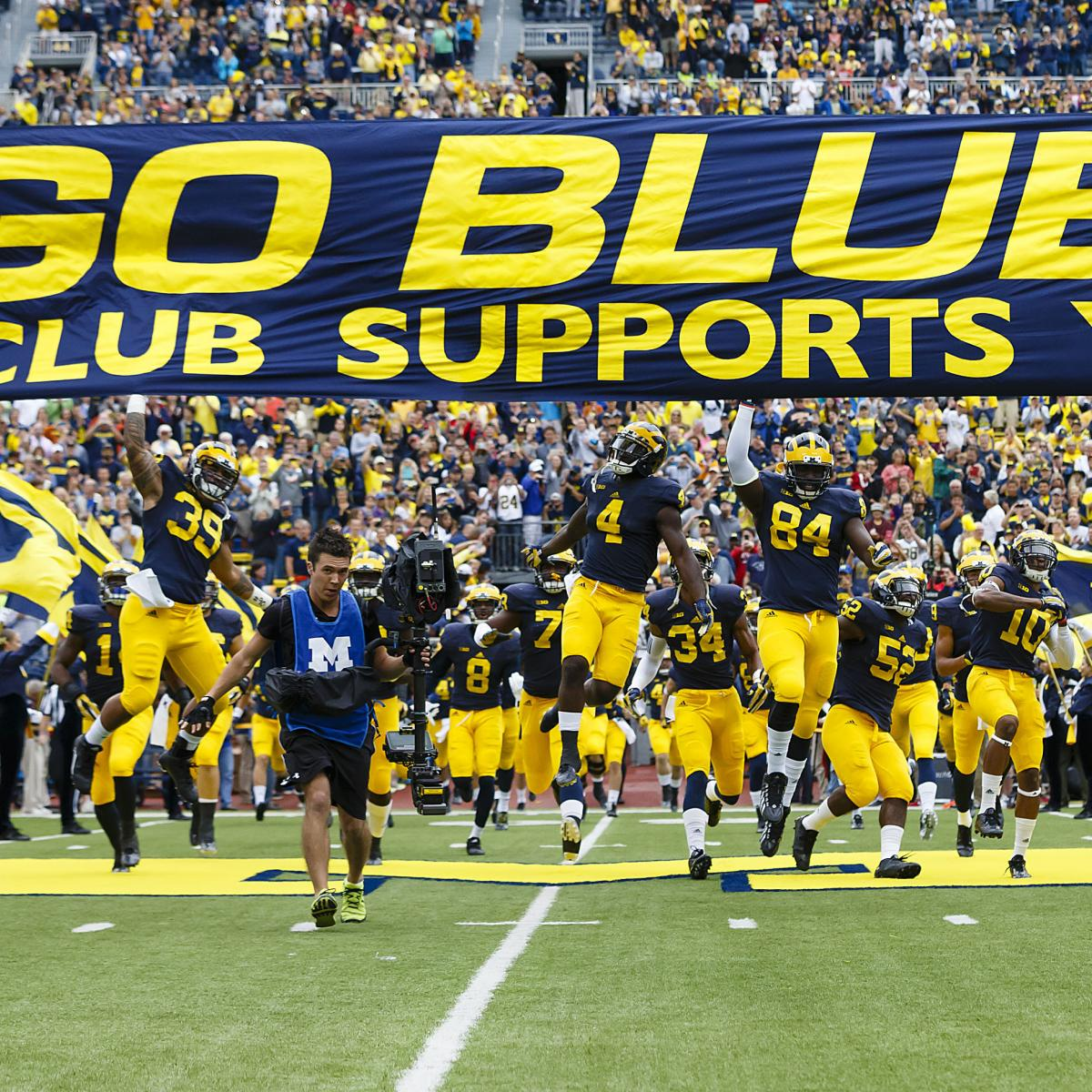 Touch the Banner: Preview: Michigan at Indiana