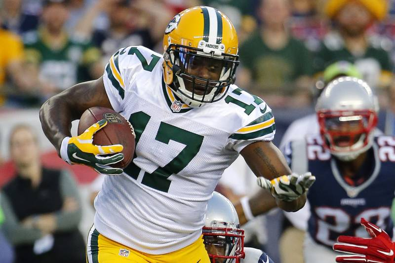 best website 145be 833a5 Davante Adams Injury: Updates on Packers WR's Ankle and ...