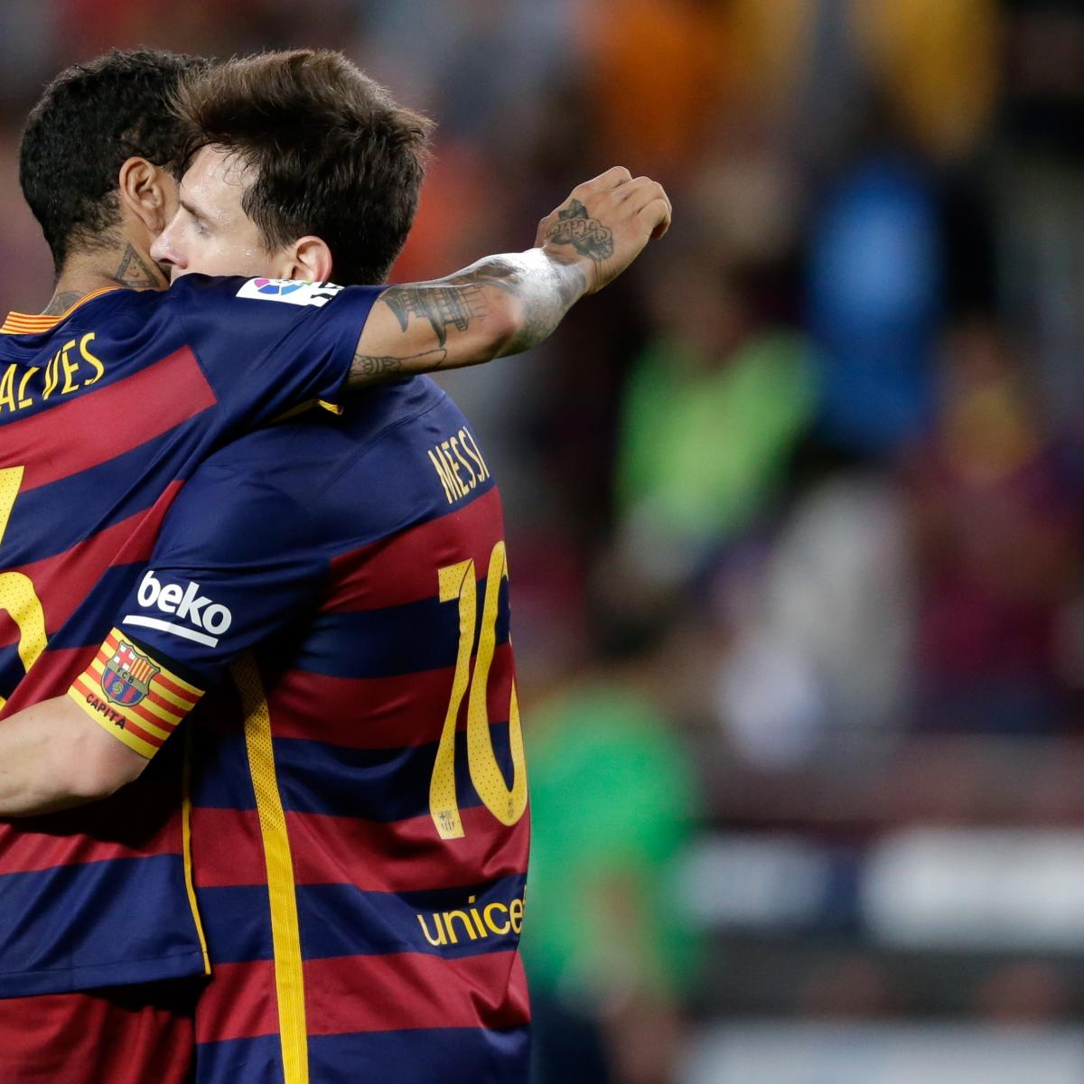 Celta Vigo Vs Barcelona Direct: Celta Vigo Vs. Barcelona: Live Score, Highlights From La