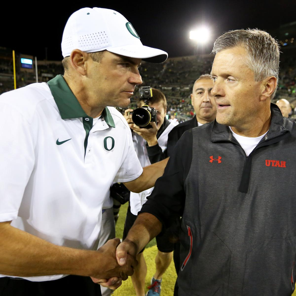 Mark Helfrich to Blame for Oregon's 2015 Struggles