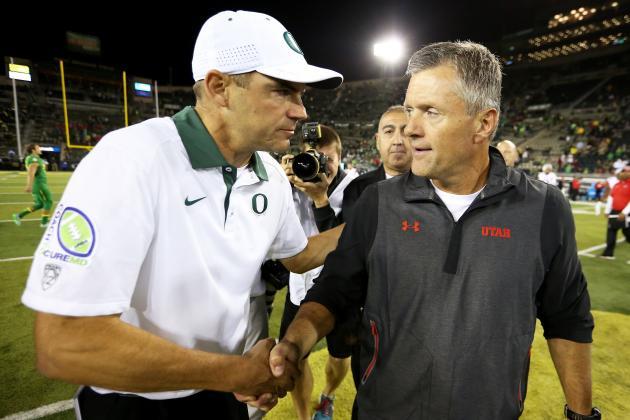 Mark Helfrich to Blame for Oregon's 2015 Struggles