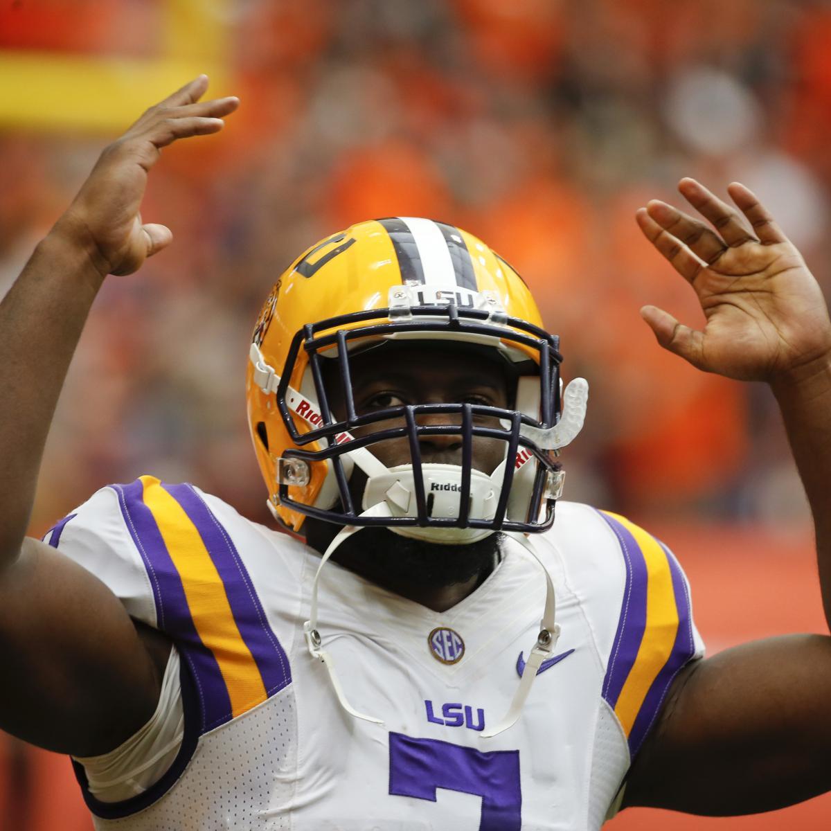 AP College Football Poll 2015: Week 5 Top 25 Rankings ...