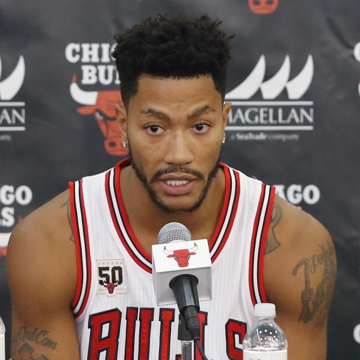 Fine Derrick Rose Gives Detractors More Ammo With Bizarre Free Agency Schematic Wiring Diagrams Amerangerunnerswayorg