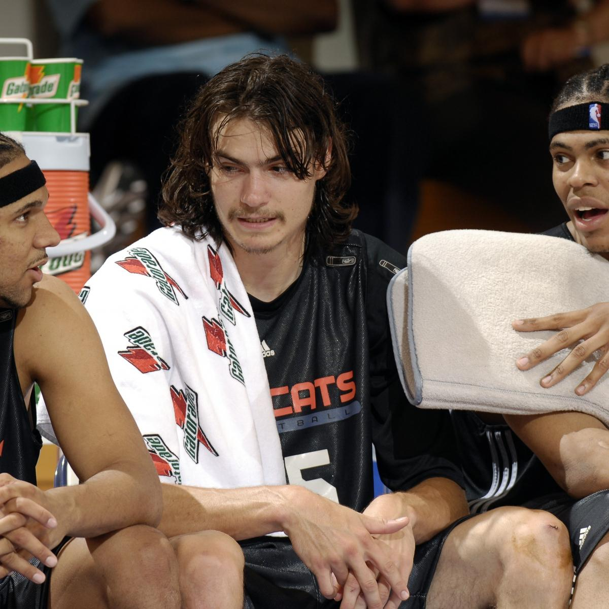 ebe67d74ada Wizards' Jared Dudley Says Adam Morrison Never Took Showers | Bleacher  Report | Latest News, Videos and Highlights