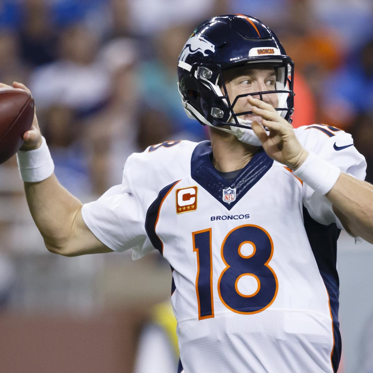 Minnesota Vikings Vs. Denver Broncos Betting Odds