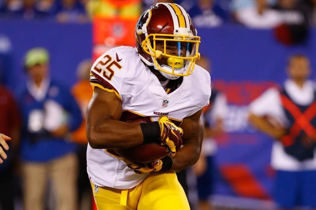 Chris Thompson Deserves a Bigger Role in Washington Redskins Offense ... 359bd778e