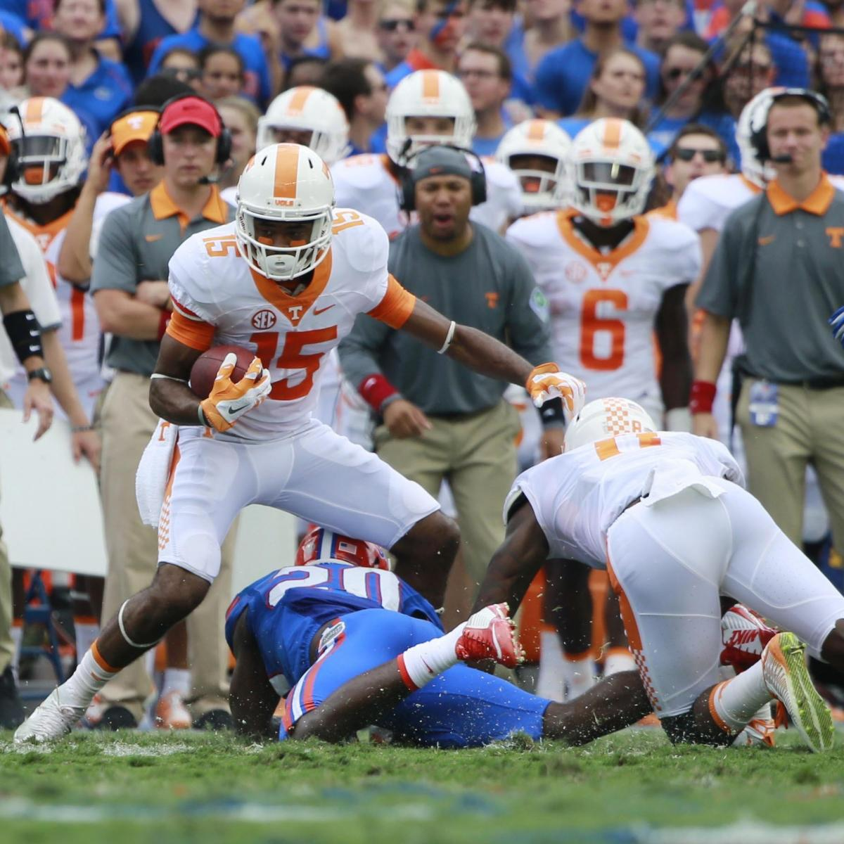 Tennessee Football: Resurrecting Passing Game Holds Key to ...