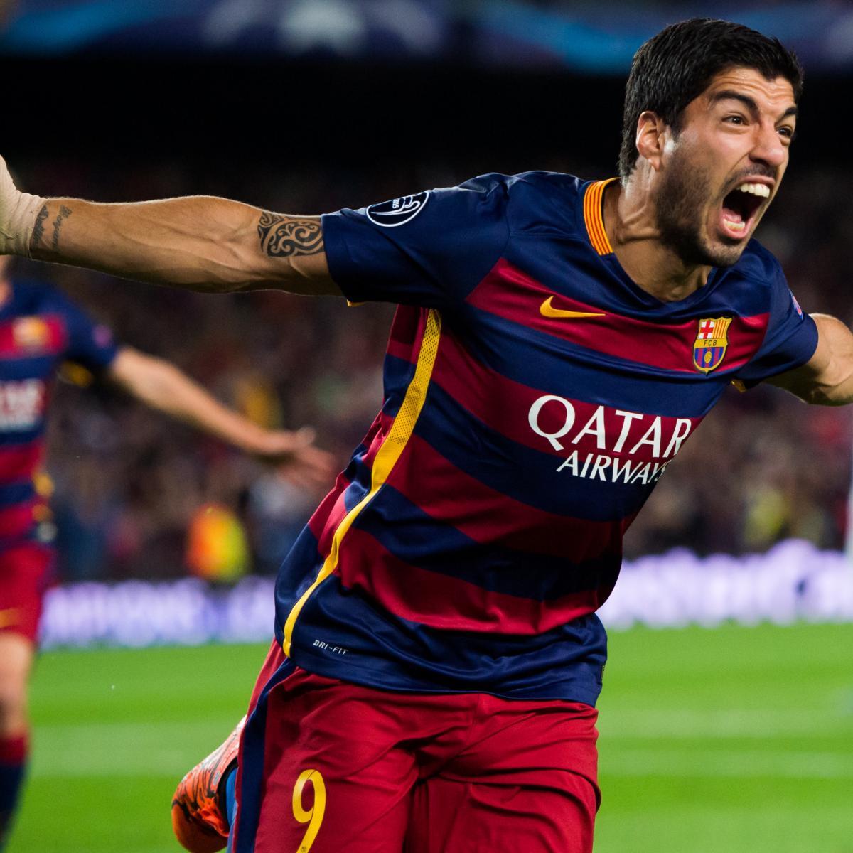 Sevilla Vs. Barcelona: Live Score, Highlights From La Liga