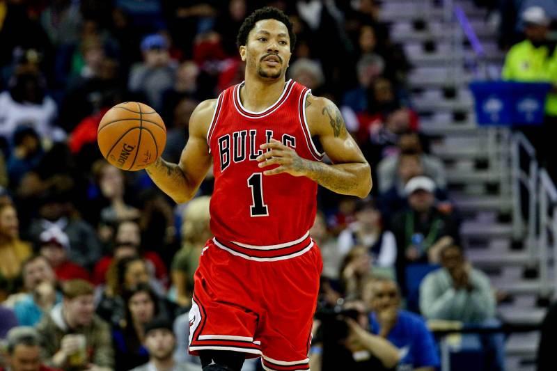 1c257af7ba2e Derrick Rose Injury  Updates on Bulls Star s Ankle and Return ...