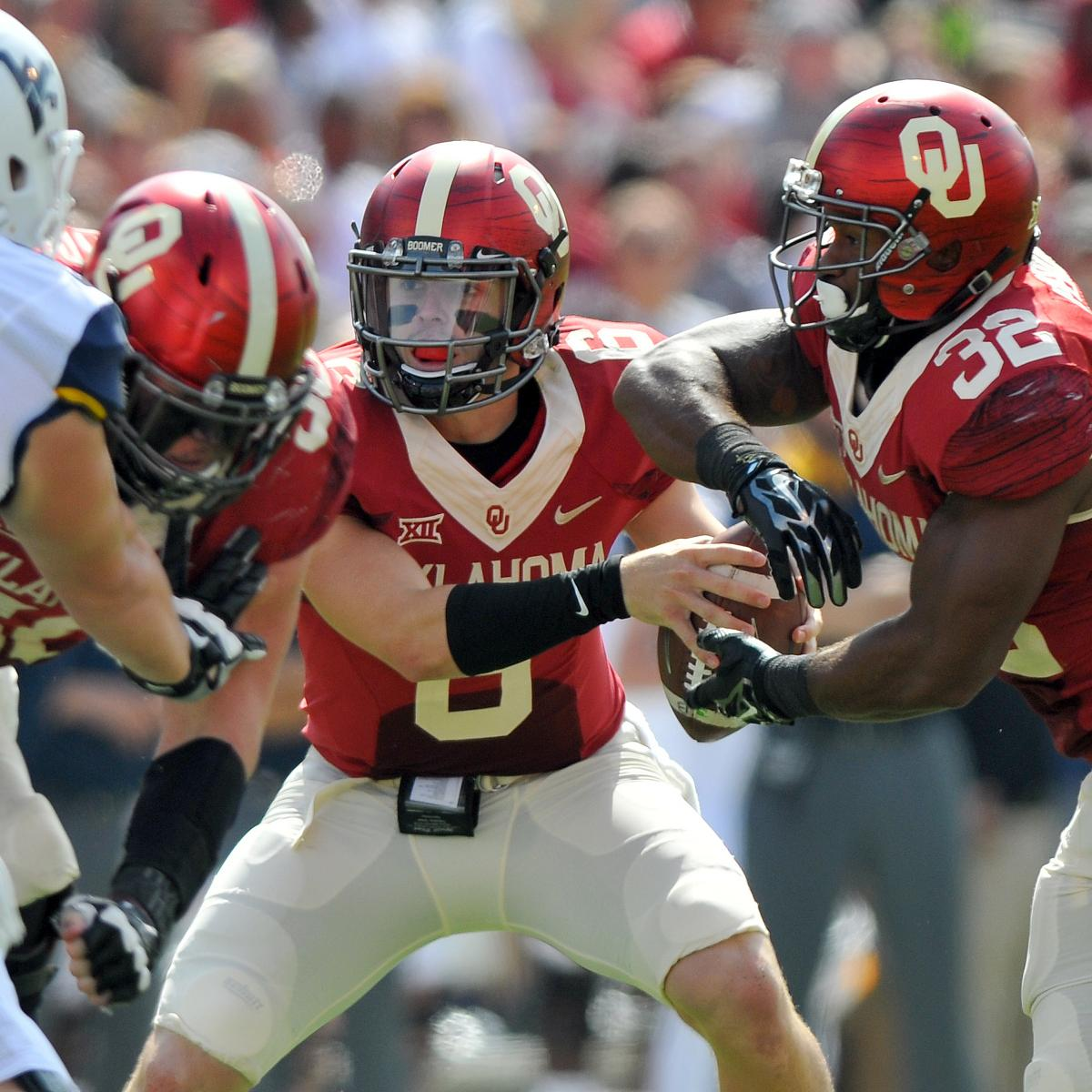 West Virginia vs. Oklahoma: Game Grades, Analysis for ...