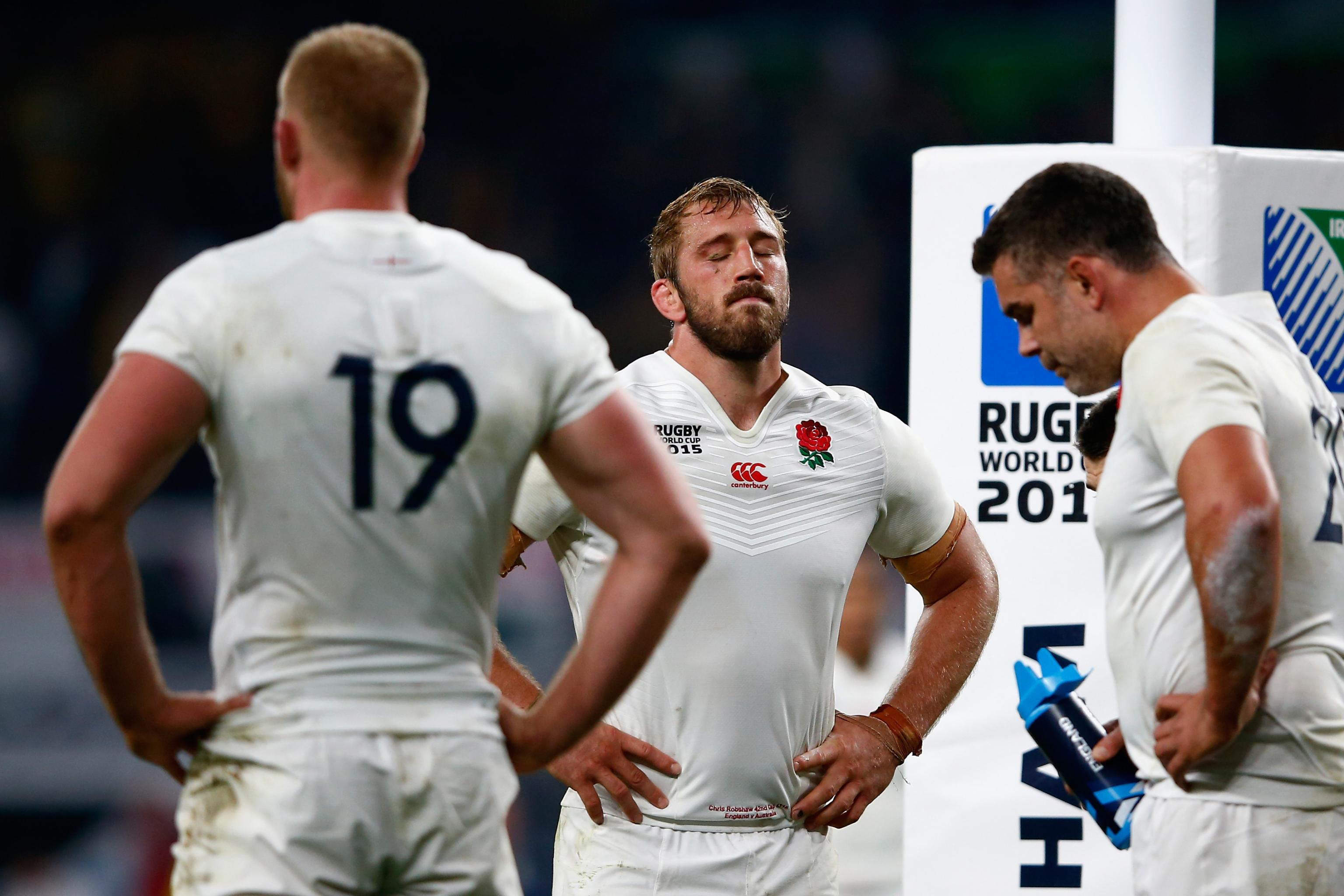 England Lose To Australia And Crash Out