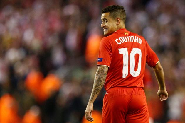 new arrivals 94463 73127 Liverpool Transfer News: Philippe Coutinho Reacts to ...