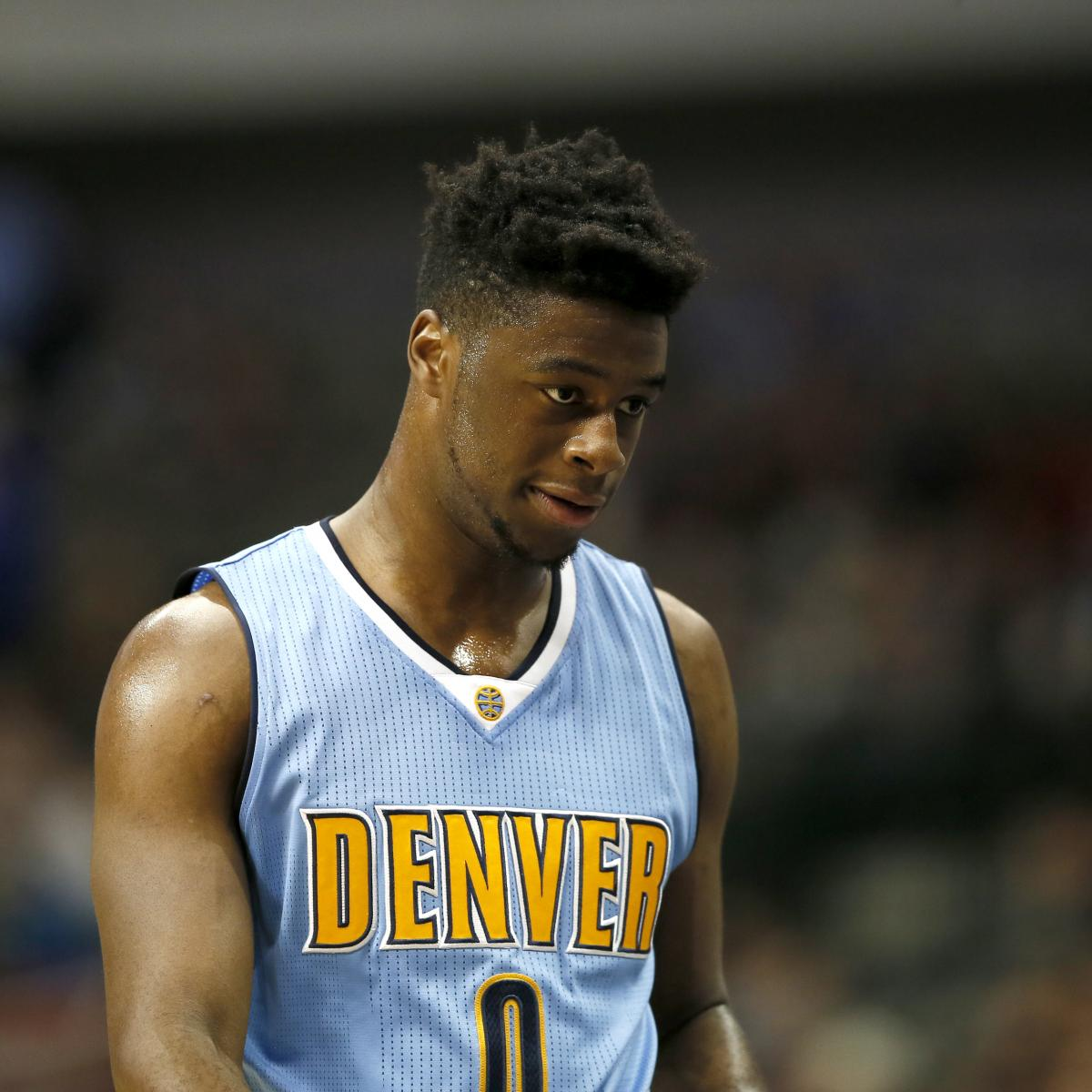 Emmanuel Mudiay Injury: Updates On Nuggets Star's Ankle