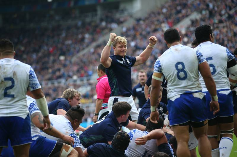 Rugby World Cup Results 2015: Saturday Scores, Pools