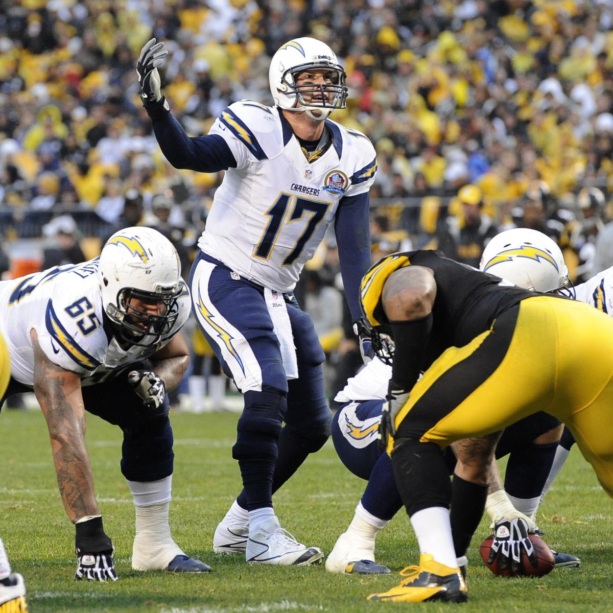San Diego Chargers Broadcast: Monday Night Football Week 5: TV Schedule, Live Stream For