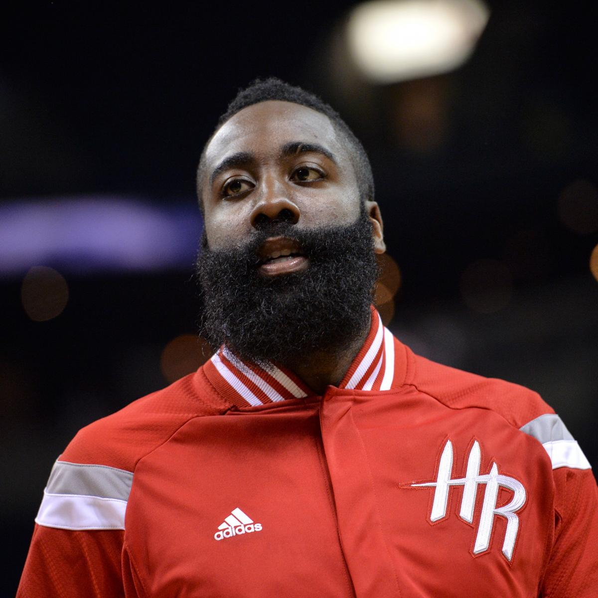 James Harden Injury Report: James Harden Reveals Ankle Injury, Says He'll Be 'Ready To